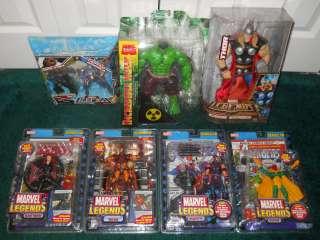 Hawkeye / Iron Man / Thor / Hulk / Captain / Avengers Marvel Legends