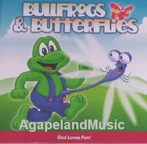 BULLFROGS AND BUTTERFLIES God Loves Fun part 2 CD