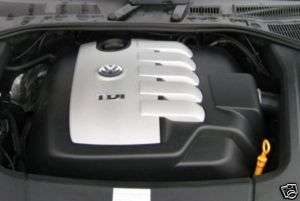 VW Touareg 2,5 TDI R5 Diesel Motor Engine BAC 174 PS