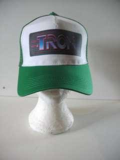 80`s Style Retro Capcom Style Video Game Baseball Trucker Cap Hat