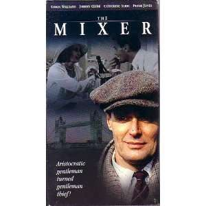 The Mixer [VHS]: Simon Williams, Jeremy Clyde, Catherine
