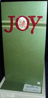 SKETCHBOOK Marjolein Bastin BOXED Christmas Cards JOY Cardinal