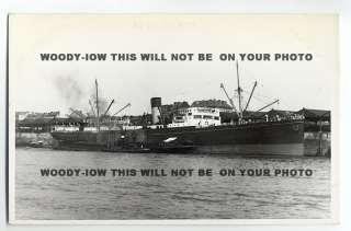 ca12438   UK Leyland Cargo Ship   Nubian , built 1912   photo