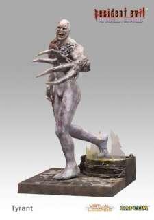 Magnifique statue de TYRANT tirée du jeu vidéo Resident Evil The