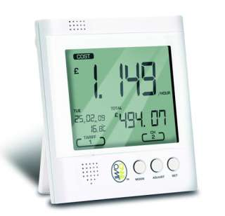 Owl CM119 Energy Monitor Wireless Electricity Meter