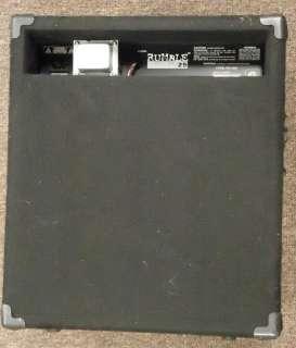 Fender Rumble 25 Watt Bass Guitar Amplifier