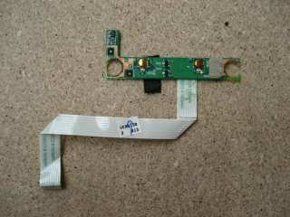 HP Probook 4510S 4515s 4411s 4416s Power Button Board & Cable