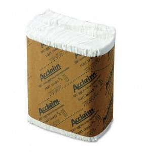 Georgia Pacific Tall Fold Dispenser Napkins, One Ply, 7 x 13 1/2