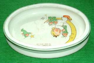 Shelley Boo Boos Baby Bowl Moon Mabel Lucie Attwell
