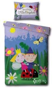 Ben & Hollys Little Kingdon Elves Single Bed Duvet Set