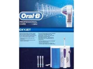 Braun Oral B OxyJet MD20 professional care oral irrigator OxyJet MD 20