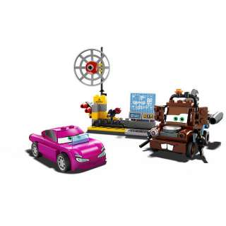 LEGO Disney Pixar Cars 2   Maters Spy Zone (8424)   LEGO   Action