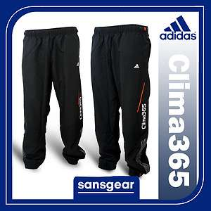 MENS ADIDAS CLIMA 365 WOVEN PANT TRACKSUIT PANTS JOGGING BOTTOMS