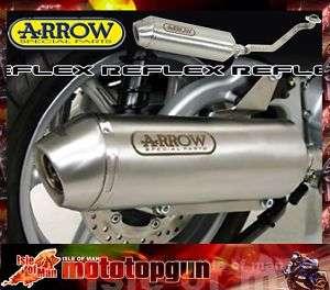 Scarico Arrow Reflex Piaggio Beverly Cruiser 500 05/10