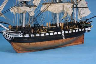 USS Constitution 44Wooden Ship Model Wood Sailing Boat