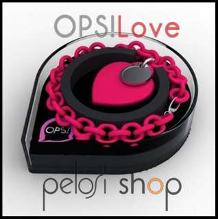 BRACCIALE OPS LOVE by OPS OBJECTS 2012 BRACELET БРАСЛЕТ art