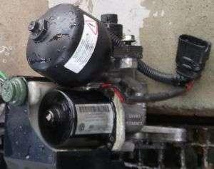 Hydraulikpumpe Austausch Reparatur VW Lupo 3l Audi A2