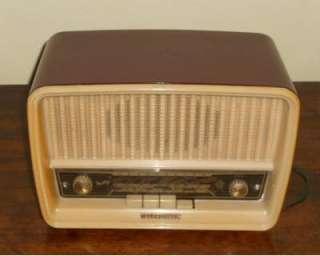 Antica radio depoca a valvole Telefunken a Genova    Annunci