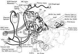 88 Toyota 22rec Engine Diagram