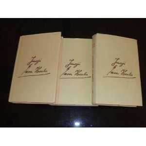 Letra Te Zgjedhura   3 Volumes: Enver Hoxha: Books