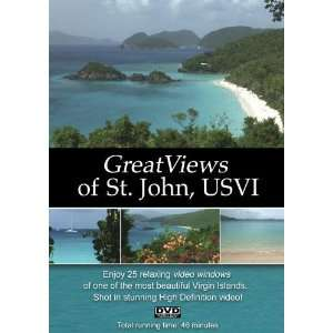 GreatViews of St. John, USVI John Dee Movies & TV