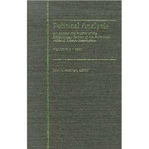 Science Association, Vol. 5 (9780472106356) John R. Freeman Books