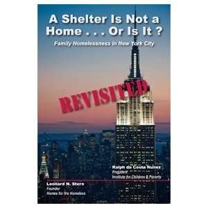 Homelessness in New York City (9780982553305) Leonard N. Stern Books