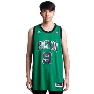 NBA Boston Celtics Rajon Rondo Swingman Jersey, Green/White