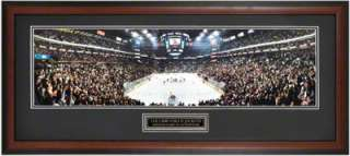 Columbus Blue Jackets   Inaugural Game at Nationwide Arena   Framed
