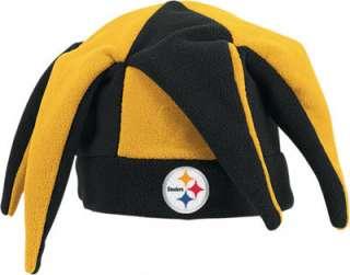 Pittsburgh Steelers Jester Fleece Hat