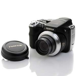 Fuji S8100 10MP 18X Optical Zoom Digital Camera with Face Detection