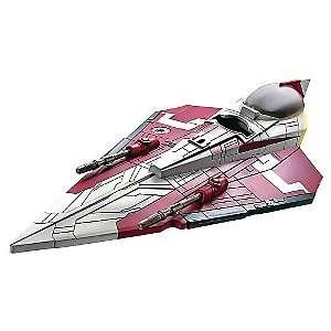 Star Wars Clone Wars Obi Wans Red Delta 2 Jedi Starfighter
