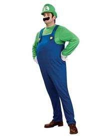 Super Mario Costume on Spirit Halloween Costumes