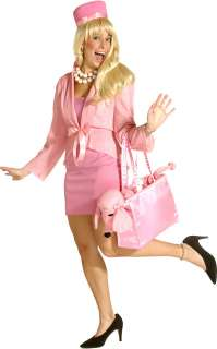 Adult Poshatively Pink Costume   Sexy Adult Costumes