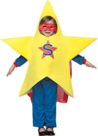 Toddler Super Star Costume   Toddler Costumes