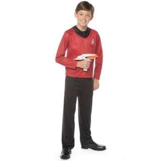 Star Trek Movie 2009 Red Shirt Child, 60858