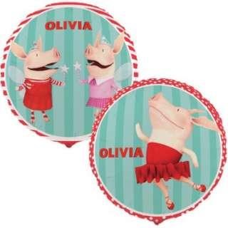 Halloween Costumes Olivia 18 Foil Balloon