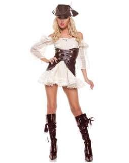Womens Sexy Pirate Costume  Wholesale Pirate Halloween Costume Sexy
