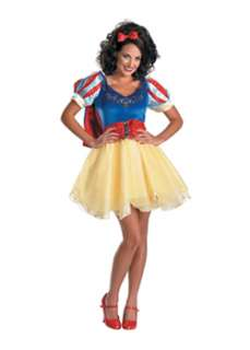 Sassy Prestige Snow White Womens Disney Costume at Wholesale Prices