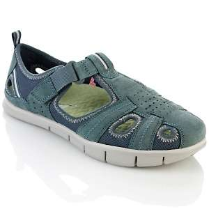 Earth® footwear Striker Leather and Mesh Casual Shoe at HSN