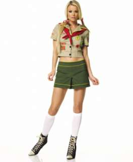 Camp Girl (Adult Costume)