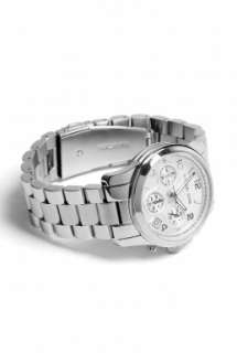 Kors Watches  Silver Chronograph Watch by Michael Kors Watches