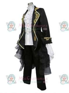 Vocaloid the sandplay singing of the dragon cosplay costume  Vocaloid