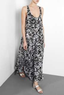 Seafolly  Black Safari Maxi Dress by Seafolly
