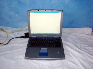 Dell Inspiron 1100 Laptop 2.0Ghz 1GB 40GB DVD CDRW XP
