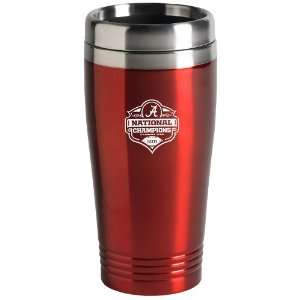 NCAA Alabama Crimson Tide 2011 BCS National Champions Crimson 16oz