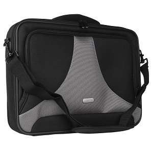 KasePro 17 Black Nylon Laptop Computer Case Notebook Bag Electronics