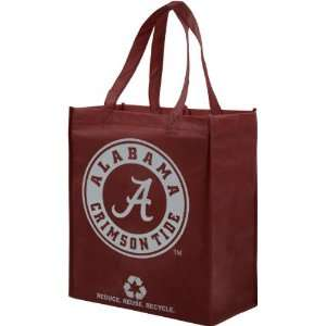 Alabama Crimson Tide Reusable Bag 5 Pack Sports