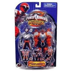 : Power Rangers Operation Overdrive Mercury Sentinel and Zord Ranger