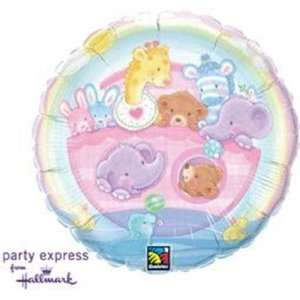 Baby Shower Balloons   18 Inch Adorable Ark Foil Toys